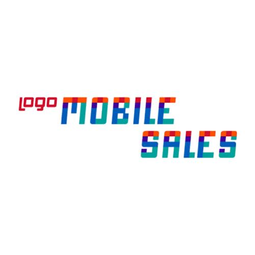mobile sales logo